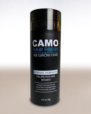 Camo Hair Fibers