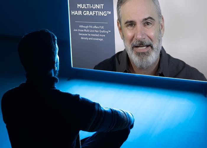 Hair Transplant Videos